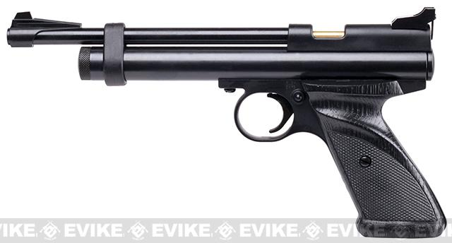 Crosman 2240 Bolt Action CO2 Powered .22 Caliber Air Pistol ( .22 Caliber AIRGUN NOT AN AIRSOFT GUN)