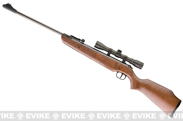 z Ruger Air Hawk .177 cal Break Barrel Air Rifle with 4x32 Scope Kit by Umarex (.177 cal AIRGUN NOT AIRSOFT)