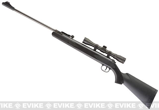 Ruger Blackhawk .177 cal Break Barrel Air Rifle with 4x32 Scope Kit by Umarex (.177 cal AIRGUN NOT AIRSOFT)