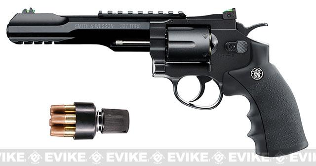 Smith & Wesson 327 TRR8 Airgun Revolver by Umarex (.177 cal AIRGUN NOT AIRSOFT)