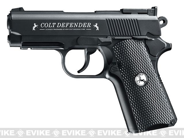 Colt Defender 1911 4.5mm Airgun by Umarex - Black (.177 cal AIRGUN NOT AIRSOFT)