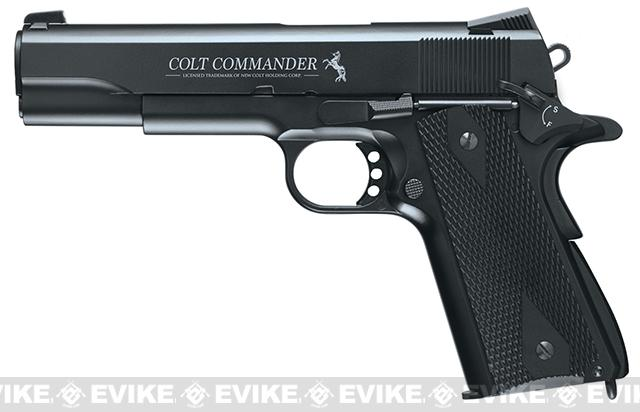 Umarex Colt Commander Blowback 1911 4.5mm Air Gun (.177 cal AIRGUN NOT AIRSOFT)
