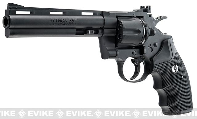 Umarex Colt Python .357 CO2 Powered BB Revolver (4.5mm AIRGUN NOT AIRSOFT)