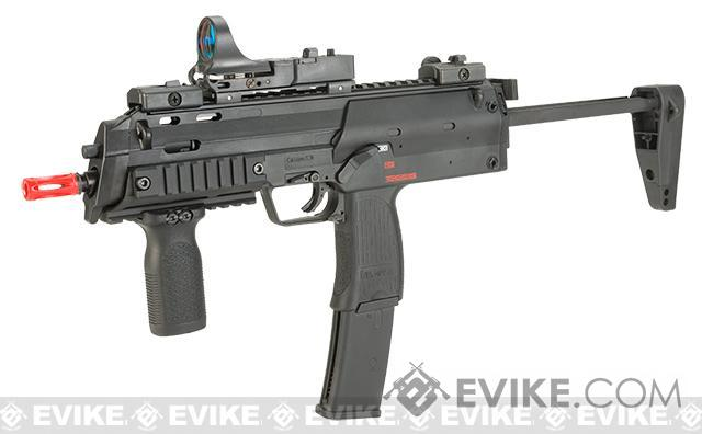 H&K Licensed MP7 Navy Airsoft SMG GBB Rifle by VFC Umarex Elite Force