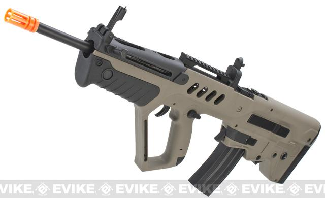 Bone Yard - IWI Licensed Elite Tavor TAR-21 Airsoft AEG Rifle by Umarex (Store Display, Non-Working Or Refurbished Models)