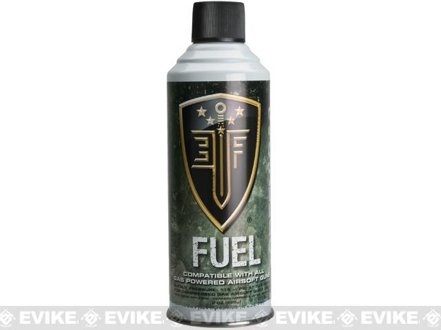 Elite Force Fuel Green Gas - 1 Case (12 cans)