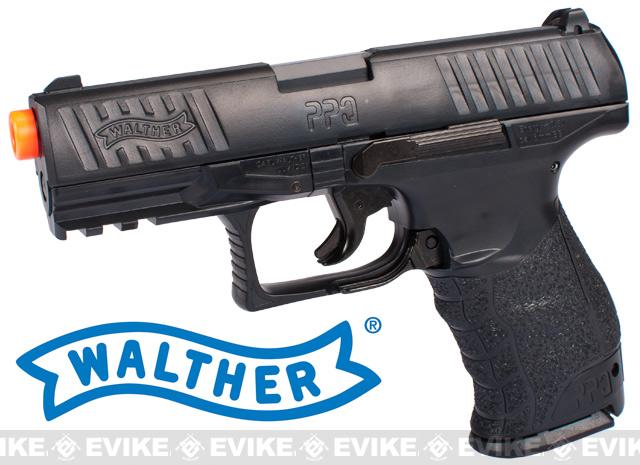 Walther PPQ Special Operations Airsoft Spring Pistol