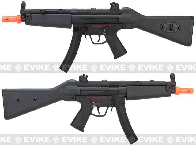Pre-Order ETA June 2017 H&K MP5A4 Competition Series Airsoft AEG Rifle by Umarex