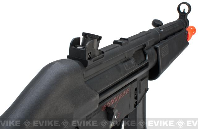Pre-Order ETA February 2017 H&K MP5A4 Competition Series Airsoft AEG Rifle by Umarex