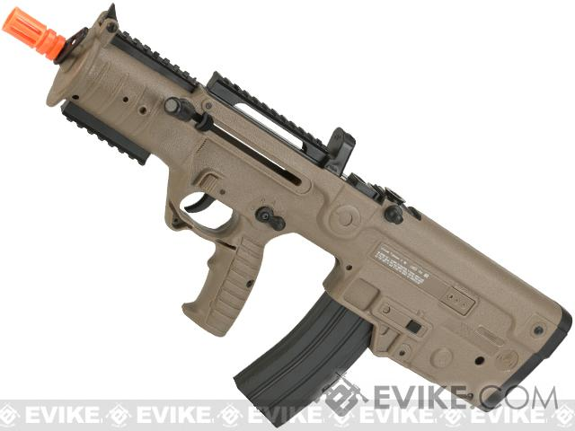 IWI Licensed TAVOR X95 CQB Airsoft AEG Rifle by Umarex - Dark Earth