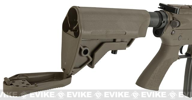 Elite Force CQB Competition M4 Airsoft AEG Rifle - Flat Dark Earth