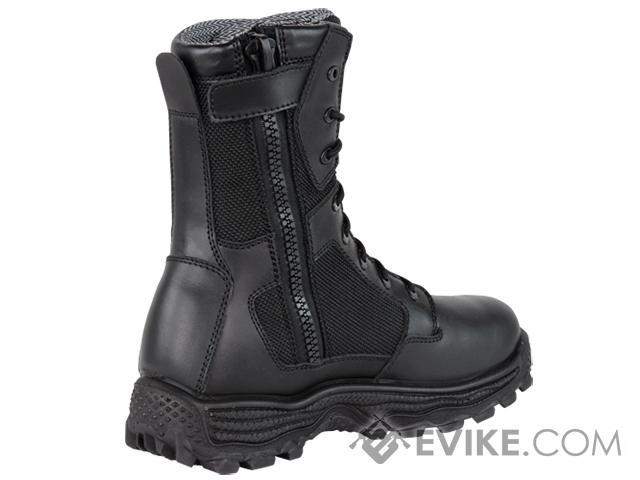 Condor Murphy 9 Side Zip Tactical Boot - Black (Size: 7.5)