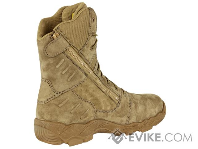 Condor Richards 9 Side Zip Tactical Boot - Coyote (Size: 8.5)