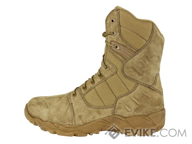 Condor Richards 9 Side Zip Tactical Boot - Coyote (Size: 9.5)
