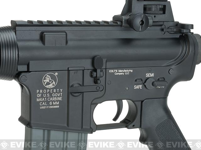 z Classic Army M15A4 CQB-R Carbine Airsoft AEG Rifle - (Package: Rifle)