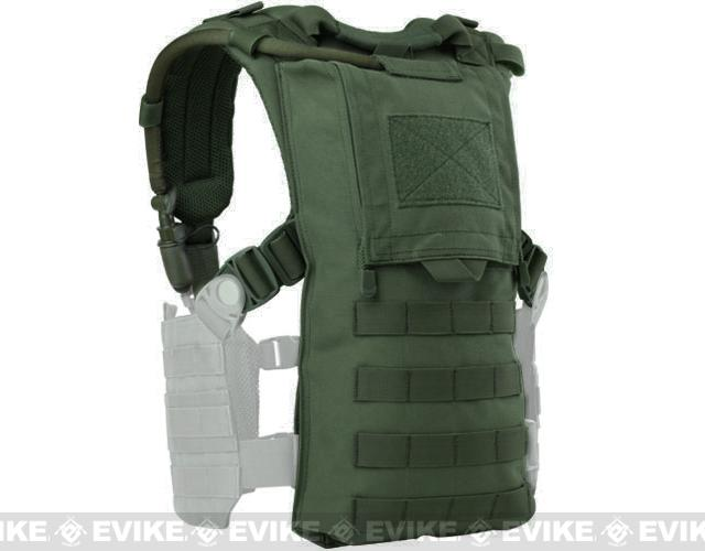 Condor Hydro Harness Hydration Carrier - OD Green