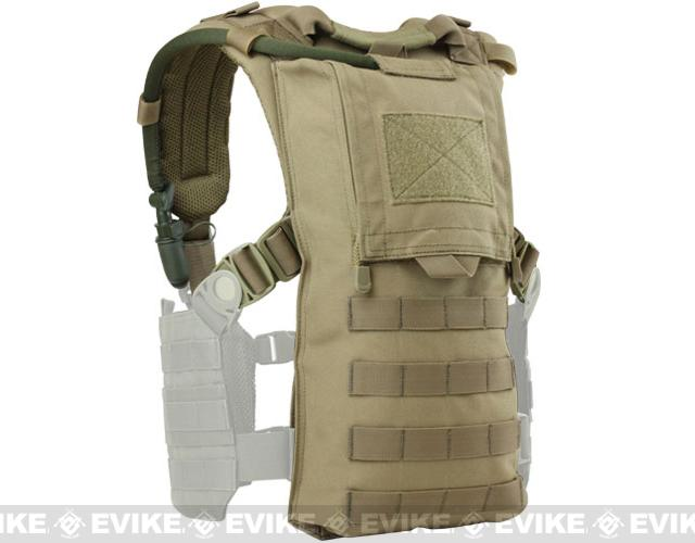 Condor Hydro Harness Hydration Carrier - Tan