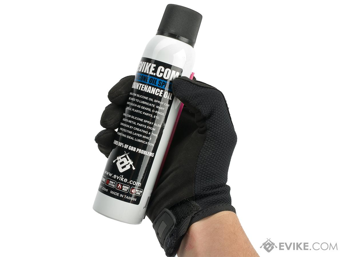 Evike.com Competition Grade Airsoft / Firearm Silicone Lubricant Oil Spray - 200ml Large Can