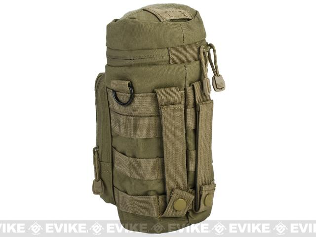 Rothco MOLLE Compatible Water Bottle Pouch - Coyote