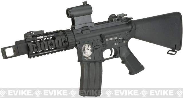 G&P Tank Airsoft CQB M4 Airsoft AEG - Fixed Stock (Package: Add Battery + Charger)