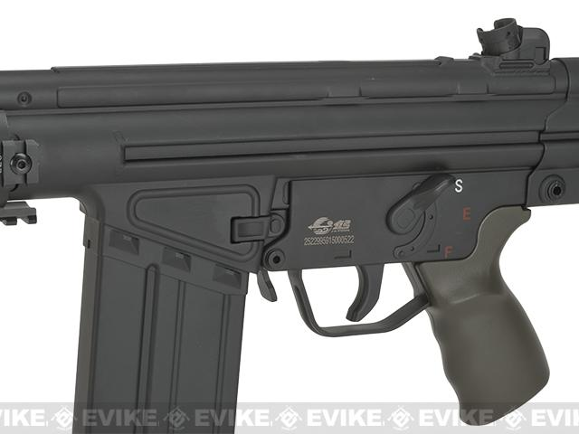 JG G3 T3 SG1 RAS Full Size Airsoft AEG Rifle - (Package: Rifle)