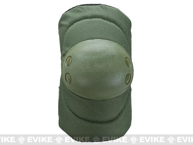 Avengers Special Operation Tactical Knee Pad / Elbow Pad Set (Color: OD Green)
