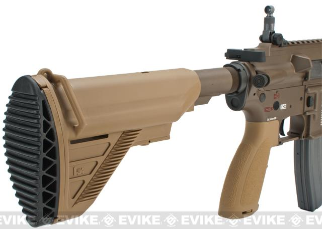 z Limited Edition Elite Force H&K M27 IAR by VFC Airsoft AEG Rifle - Tan