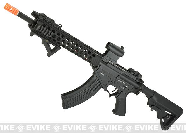 Evike Class I Custom Limited Edition Troy Industries TRX 11 Battle Rail SOCOM-47