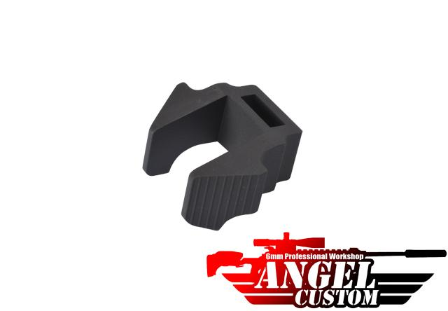 Angel Custom Extended Quick Release MP5 G3 GSG5 SOB H&K Magazine Catch Lever