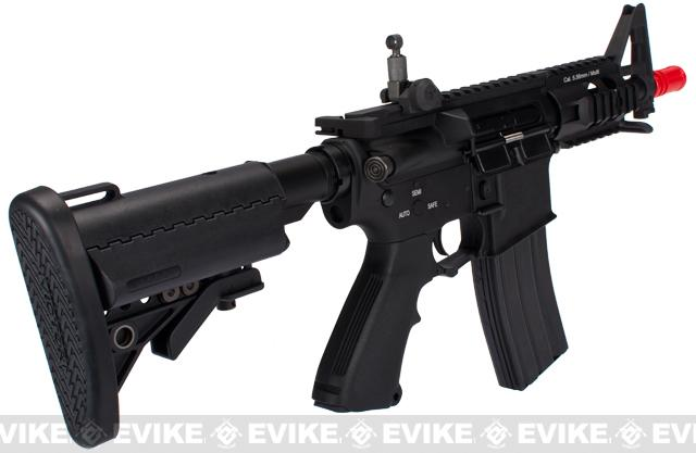 Pre-Order ETA June 2017 G&P M4 Paratrooper Airsoft AEG Rifle (Package: Add Battery + Charger)