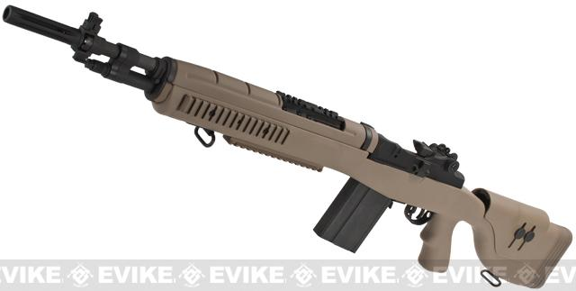 G&P M14 DMR Recon Airsoft AEG Sniper Rifle - Dark Earth (Package: Gun Only)