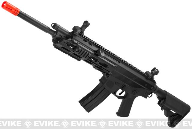 WE-Tech Special Battlefield Edition MSK Airsoft GBB Rifle - Black