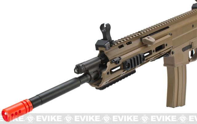 WE-Tech Special Battlefield Edition MSK Airsoft GBB Rifle - Dark Earth