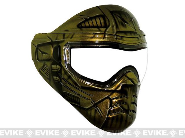 z Save Phace Full Face Tactical Mask (OU812 Series) - OLAH