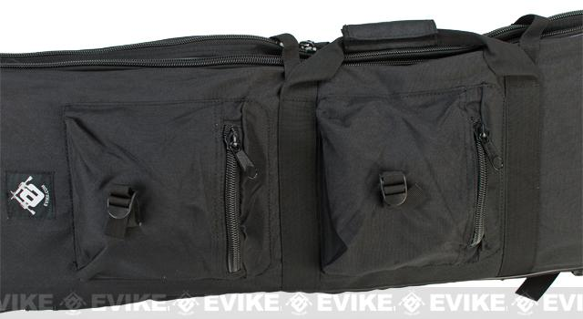 Evike.com Safety First 39 Basic Rifle Bag - Black