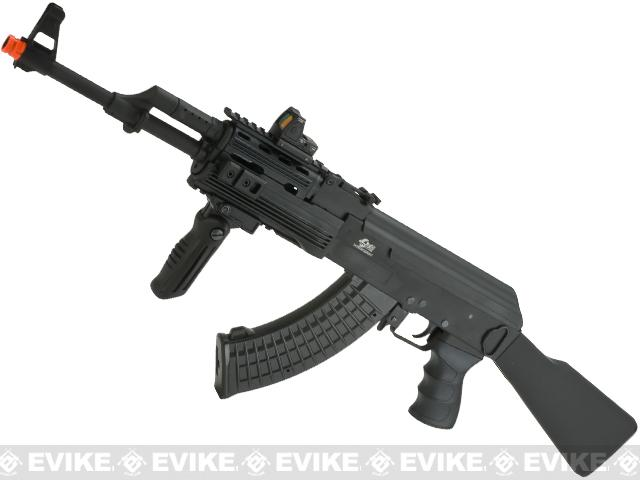 JG AK RIS Full Metal Full Size Airsoft AEG Rifle
