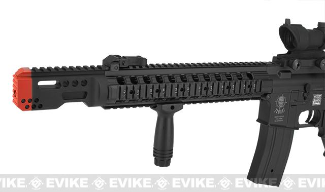 Echo1 USA Zombat Stryker Carbine M4 Airsoft AEG Rifle - Black