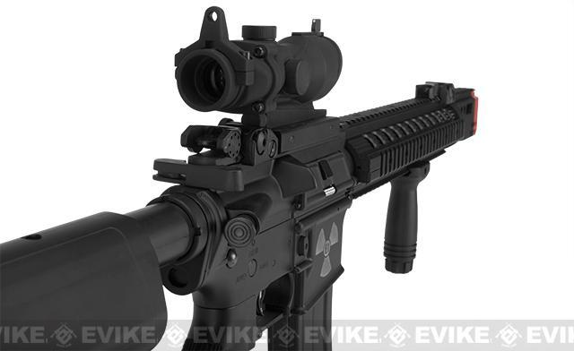 z Echo1 USA Zombat Stryker Carbine M4 Airsoft AEG Rifle - Black