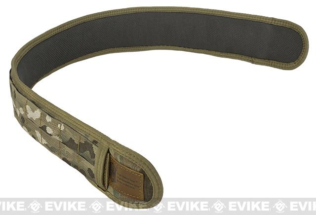 HSGI SlimGrip Padded Duty Belt - Multicam (Size: 35.5)