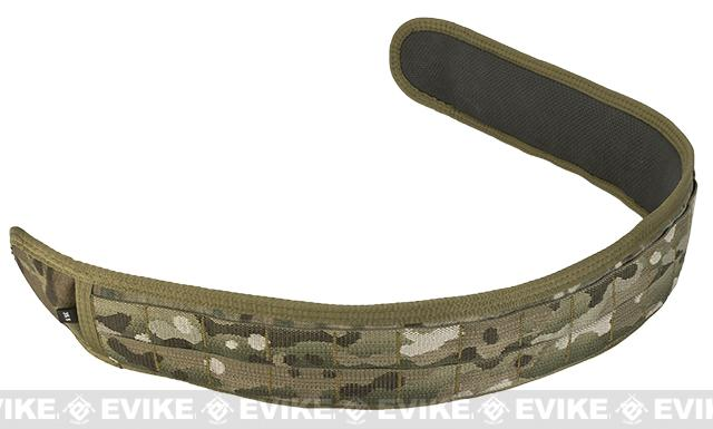 HSGI SlimGrip Padded Duty Belt - Multicam (Size: 46)