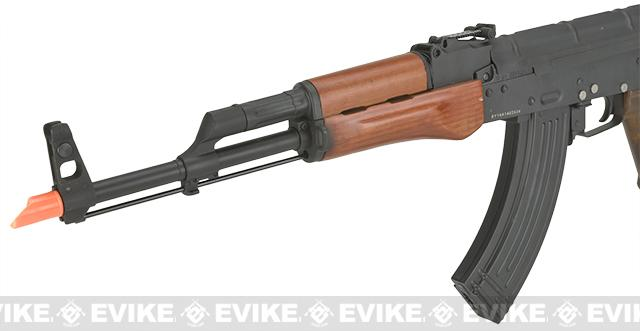 Dboy AK-74S Full Metal Airsoft AEG Rifle with Under-folder Stock