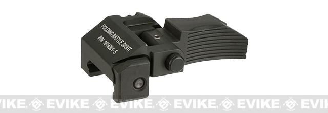 S&T Aluminum Flip-up Front Sight for AEG & GBB Airsoft Rifles