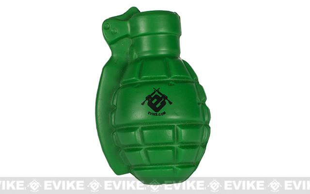 Evike.com Officially Licensed Stress Relief Foam Hand Grenade - Green