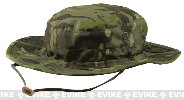 Tru-Spec Tactical Response Uniform Boonie Hat - Multicam Tropic (Size: 7 1/2)