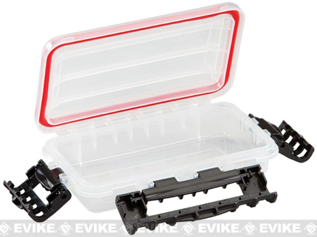 Plano Waterproof Stowaway® Clear Storage Utility 3499 Size Box (7.38 x 4.50 x 1.75)