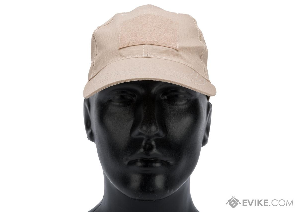 Evike.com Patch Ready Operator Tactical Ball Cap (Color: Tan)