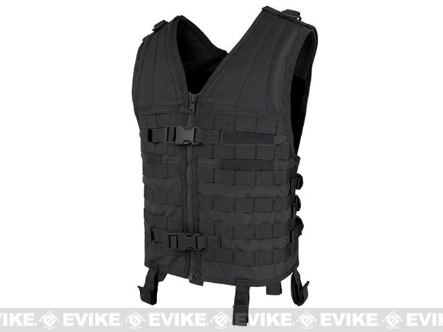 Condor Modular PALS / MOLLE Vest (Color: Black / Vest Only)