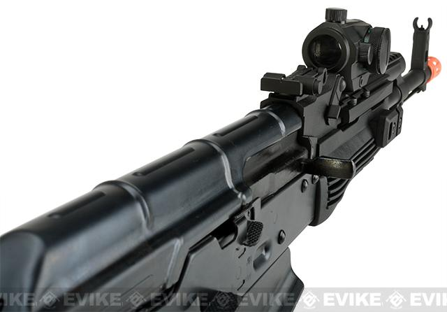 Pre-Order ETA January 2017 WE AK PMC Spec. Op Full Metal Airsoft Gas Blowback GBB Rifle