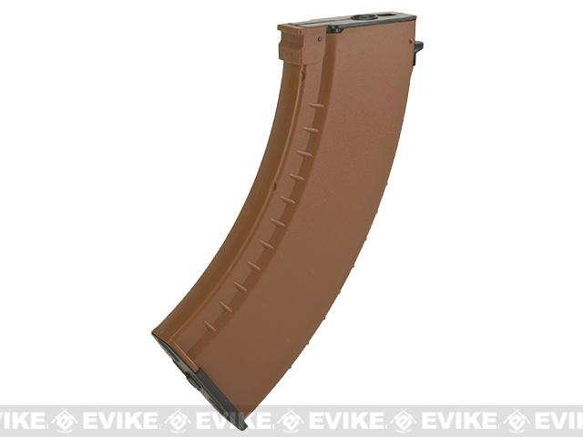 Matrix 150rd Mid-Cap Magazine for Airsoft AK Series AEG - Imitation Bakelite