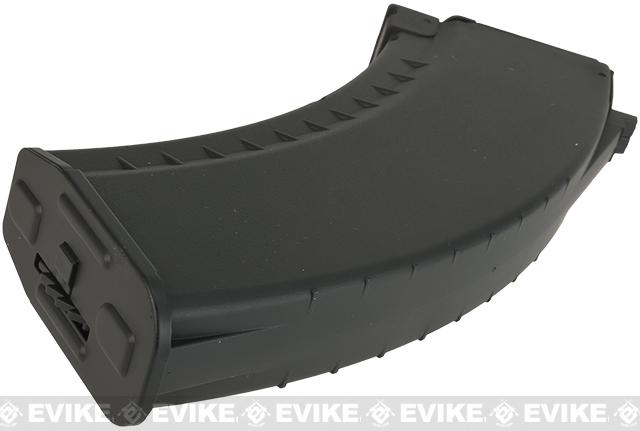 CYMA 550rd Hi-Cap Polymer Magazine for Airsoft AK Series AEG - Black